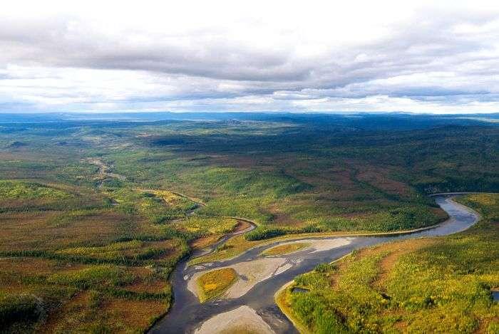 Каждый турист должен побывать на плато Путорана (16 фото)