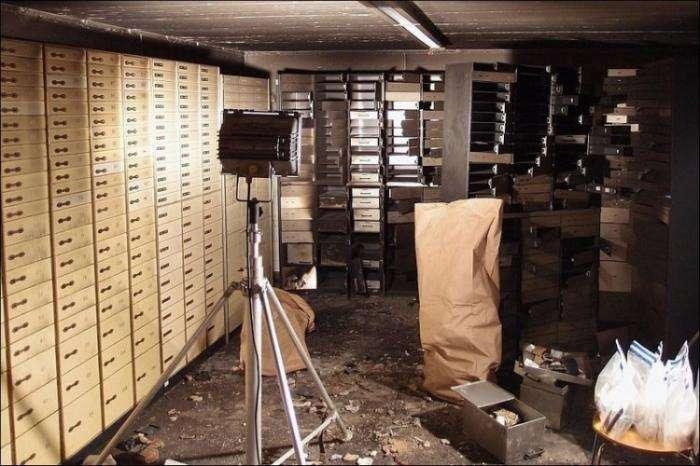 Ограбление в Хаттон-Гарден (8 фото)