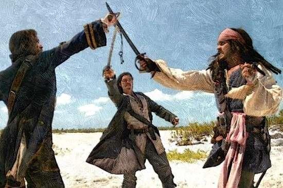 Это факт! Всё, что мы знаем о пиратах, происходит из одной книги