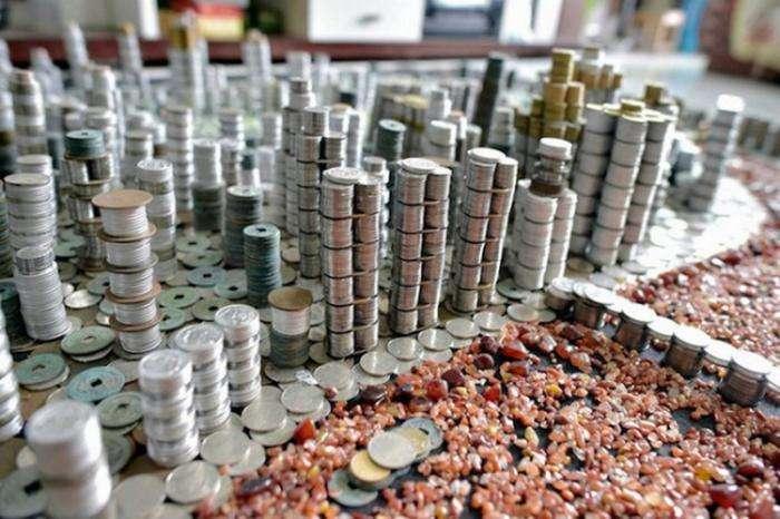 Монетная копия Чунцина (9 фото)