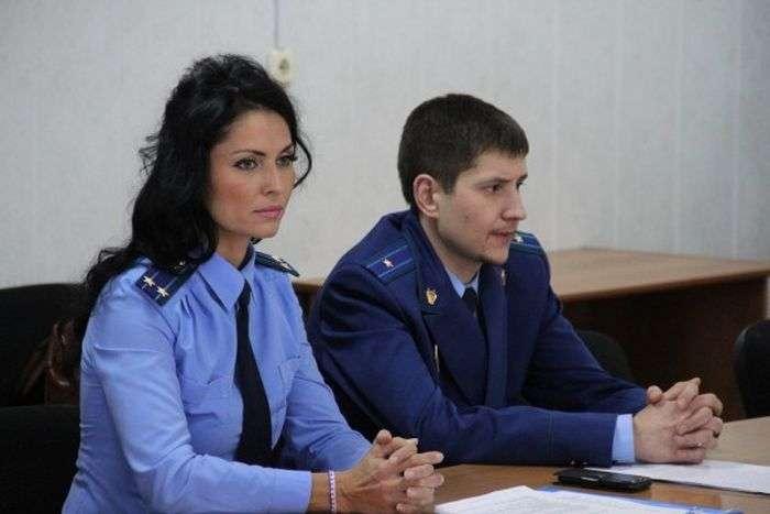 Жанна Синдянкина - новый конкурент Наталье Поклонской (7 фото)