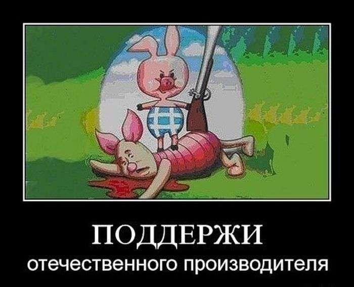 Демотиваторы на 14.04.2016г (30 фото)