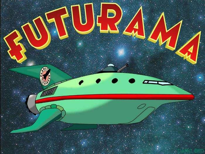 Интересные факты про Футураму (5 фото)