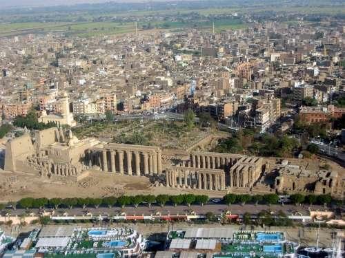 Луксор – город-музей под открытым небом (7 фото)