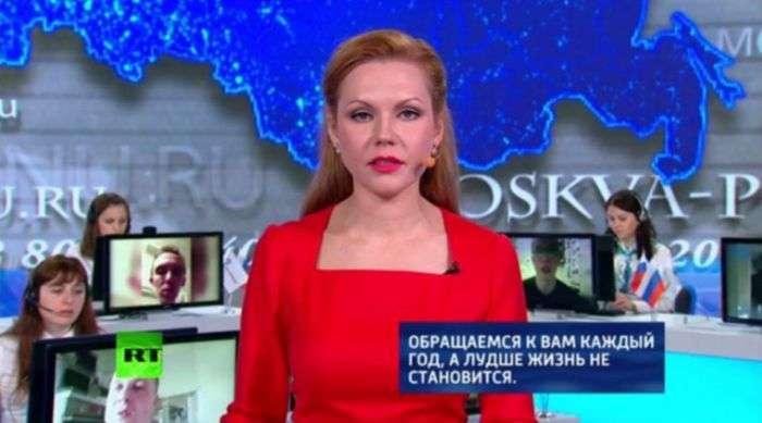 СМС-вопросы, в прямом эфире с Владимиром Путиным (12 фото)
