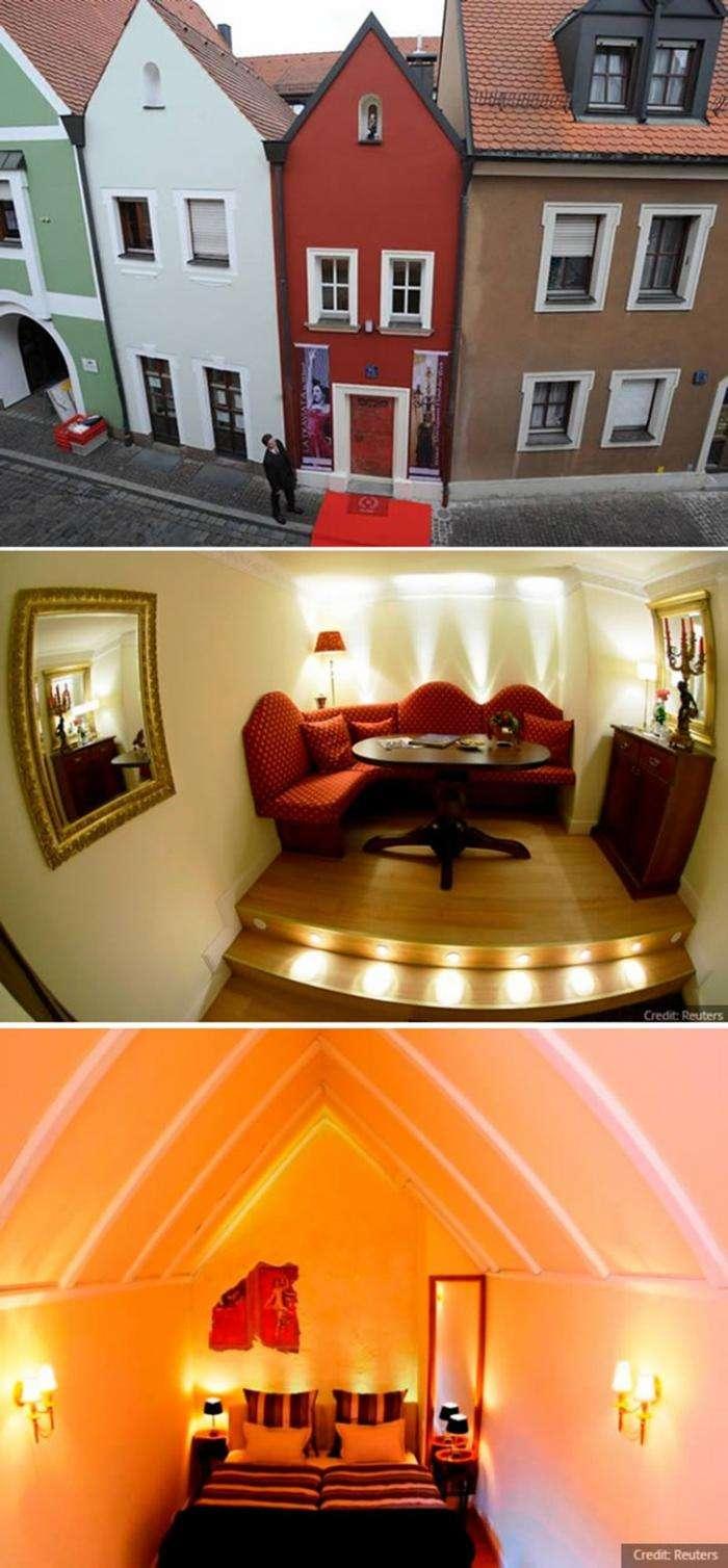 Необычные однокомнатные отели, в которых отдыхается по-царски (11 фото)
