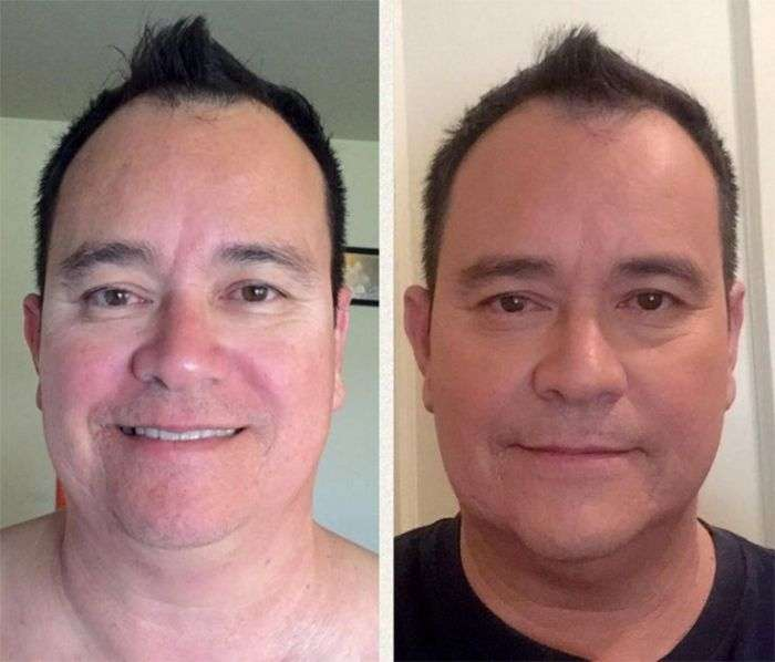 Мужчины начали осваивать косметику, чтобы добавить привлекательности (16 фото)
