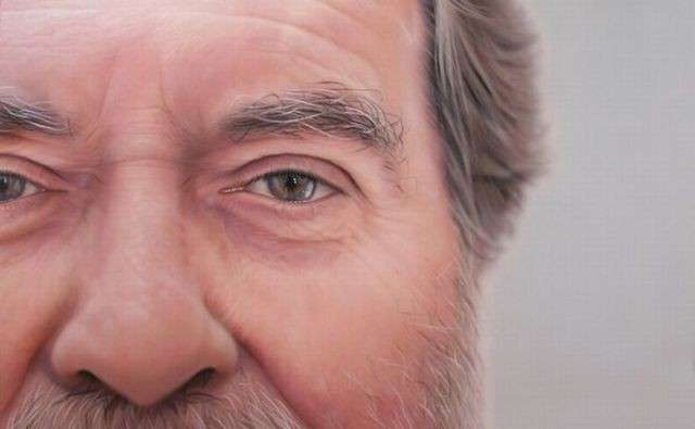 Реалистичные портреты (14 фото)