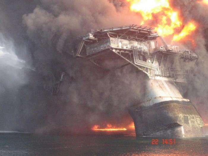 Огненный ад (13 фото)
