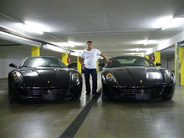Коллекция машин у преступника (19 фото)