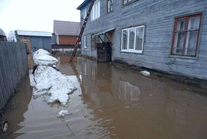 Наводнение о котором молчат федеральные телеканалы (24 фото)