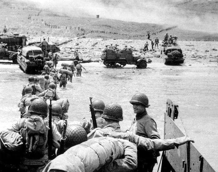 Вторая мировая глазами союзников (130 фото)