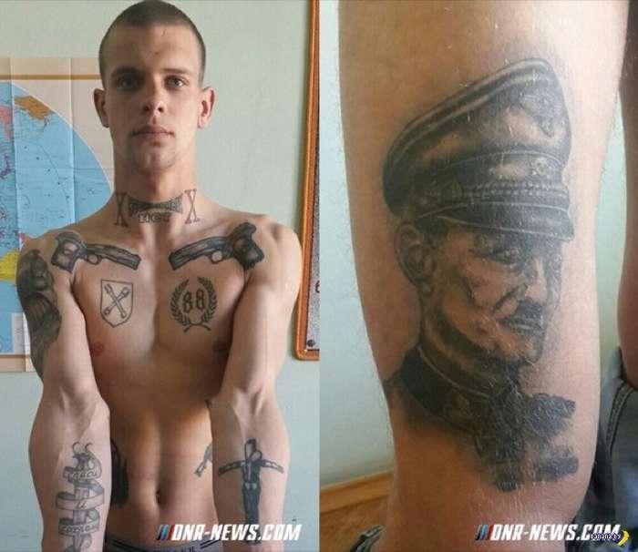 Задерживали хулигана, а попался нацист-наёмник