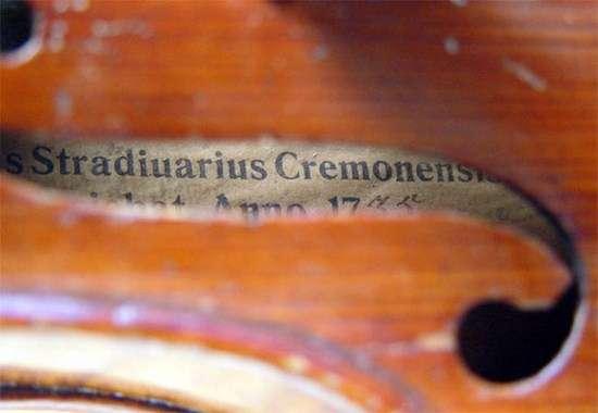 Это факт! Скрипки Страдивари звучат не лучше современных скрипок