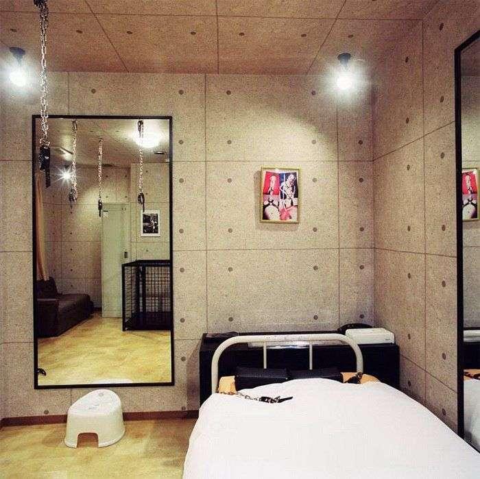 Уютные комнатки для случайных связей (7 фото)