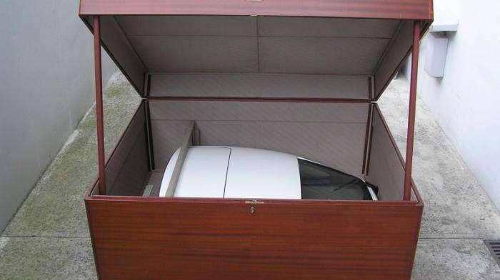 Продается единственный в своем роде Porsche 959 (17 фото)