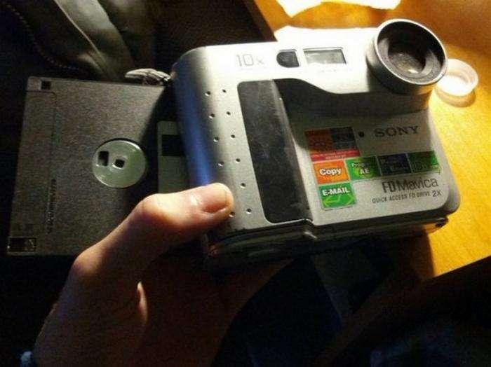 Самый необычный фотоаппарат (6 фото)