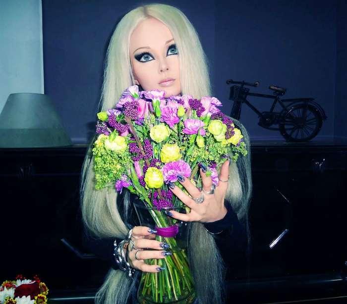 Валерия Лукьянова - девушка-Барби.