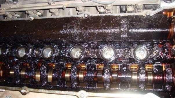 Как китайское масло действует на двигатель