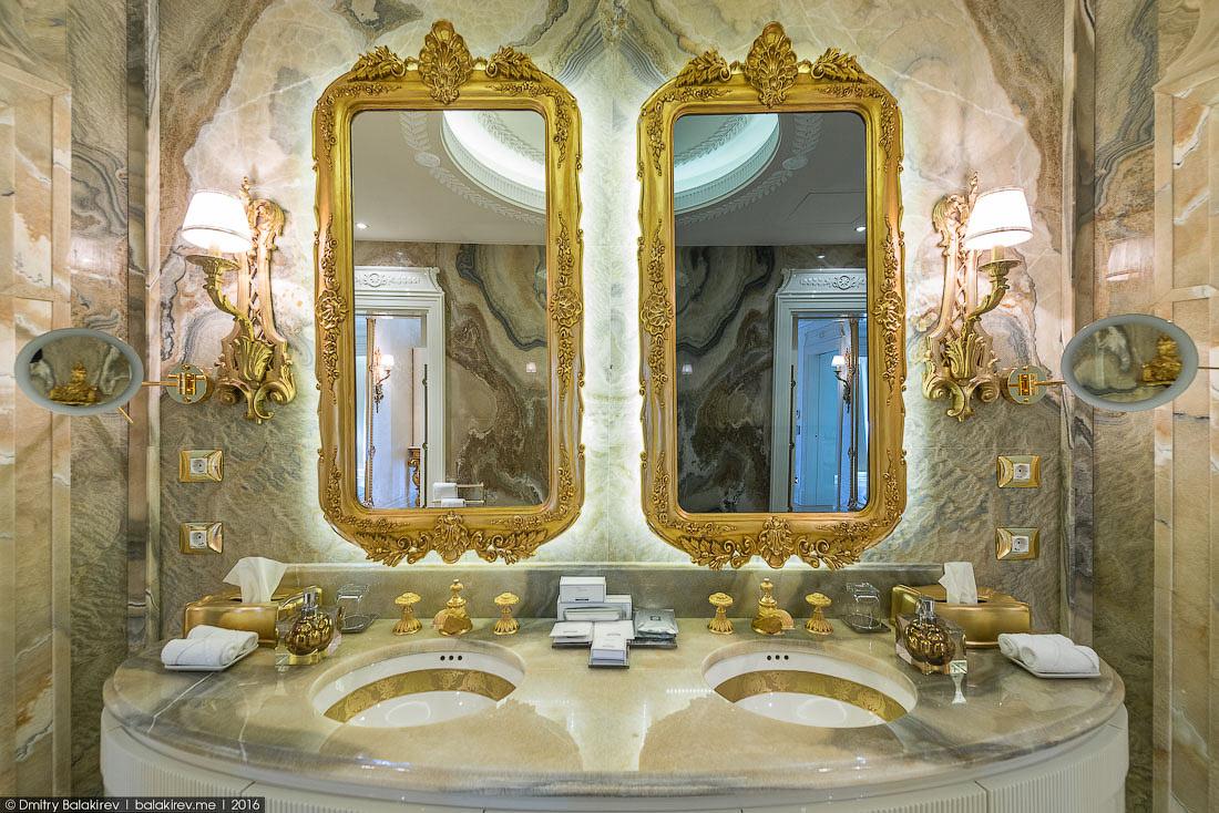 Где останавливаются гости президента Азербайджана