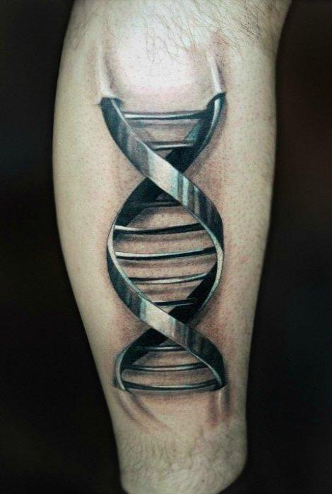 Нить ДНК.