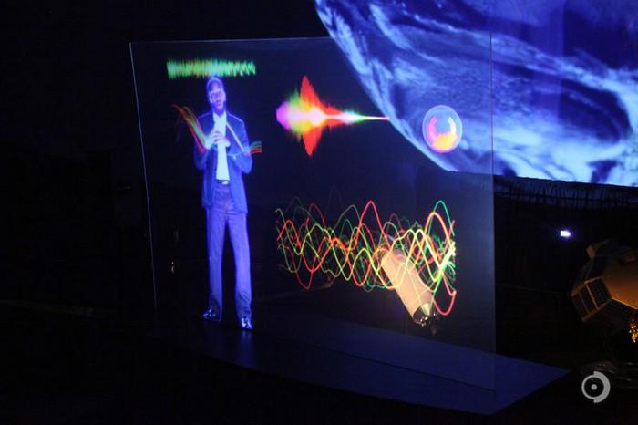 10 фантастических голограмм доказывают, что будущее уже рядом