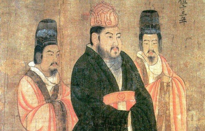 Когурёско-суйские войны - 598 — 614 г.