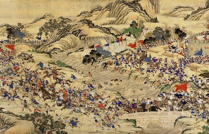 Восстание тайпинов - 1850 по 1864 г.