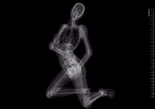 Рентгениальный календарь