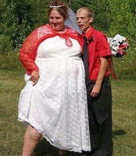 Чудовищный парад женишков и невест