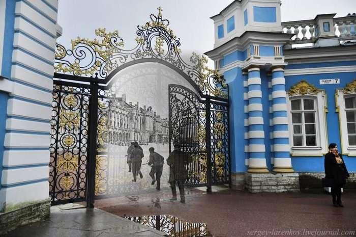 Ленинград 1944 / Санкт-Петербург 2016: к годовщине освобождения