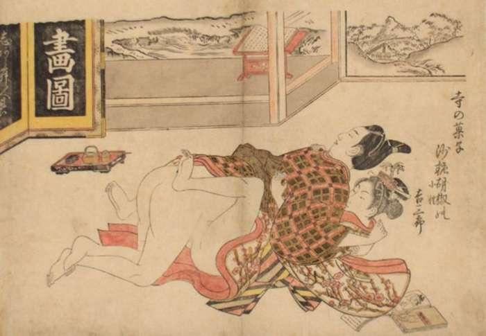 Япония – родина сексуальных извращений