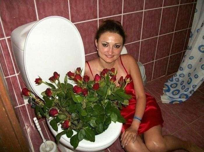 Свадебная ваза. приколы, сельский гламур, чудаки из соцсетей