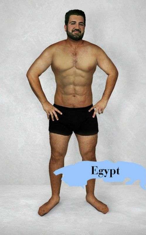Мужские стандарты красоты по всему миру