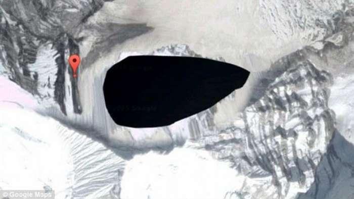 15 запретных мест планеты, которые Google Earth вам не покажет