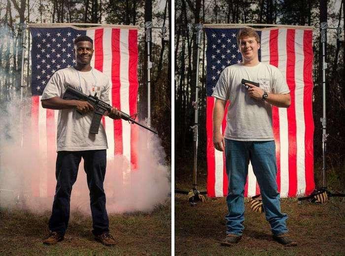 Оружие стало одним из самых популярных подарков в США в 2015 году — его продажи перед праздниками выросли до небес!