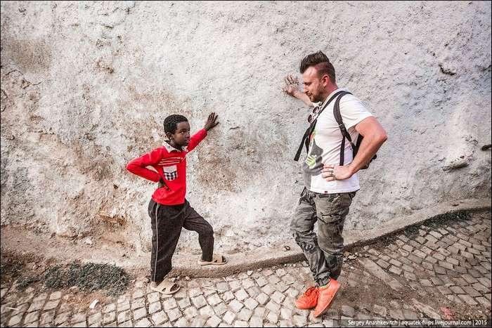Африка. Дети