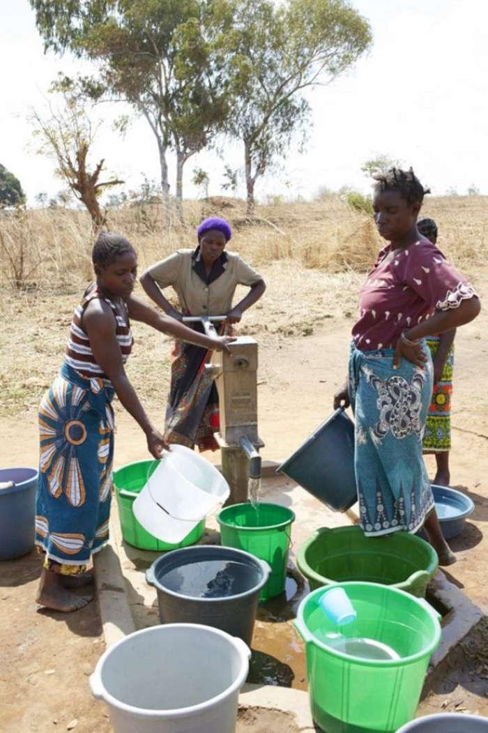 Дети, которые умирают от «живой» воды