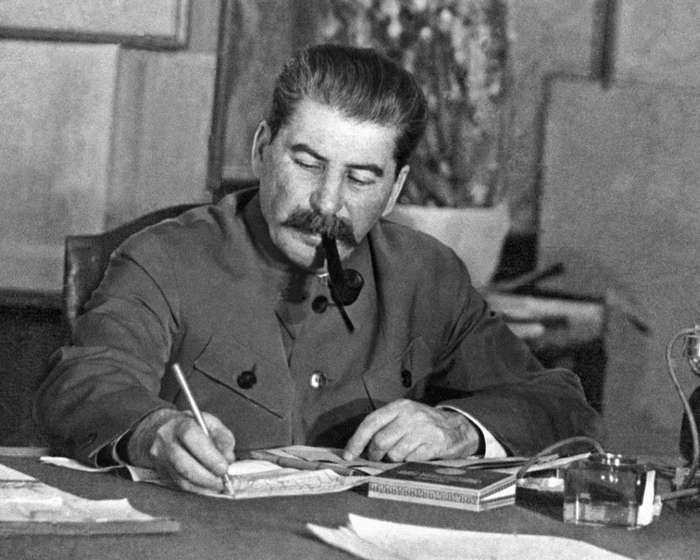 Такой Сталин... Или почему советские спички самые лучшие...