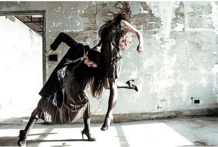 Татуированый танец