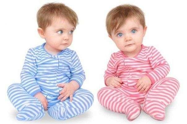 Почему девочкам – розовое, а мальчикам – голубое?