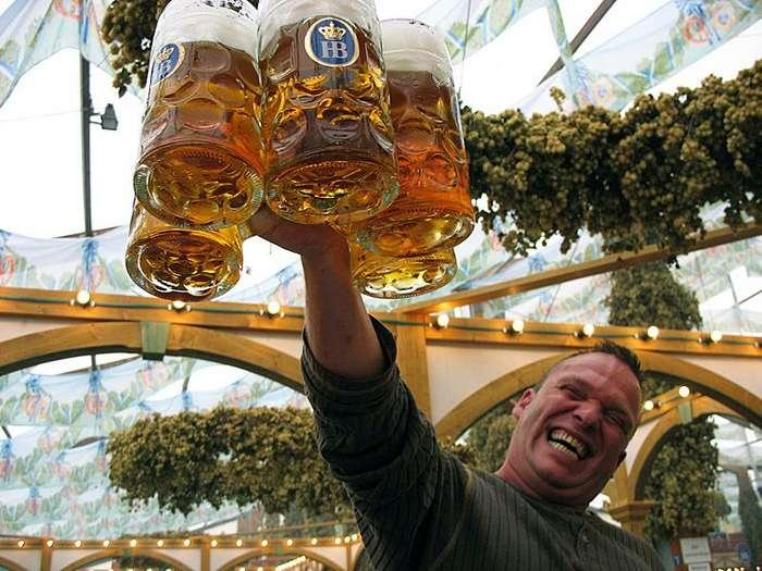 7 необычных правил поведения и традиций Германии