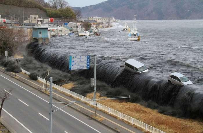 Каково это — пережить цунами