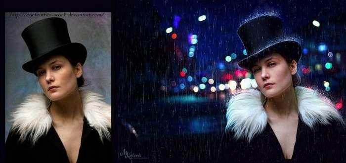 18 обработанных фотографий, которые выглядят как удивительные картины
