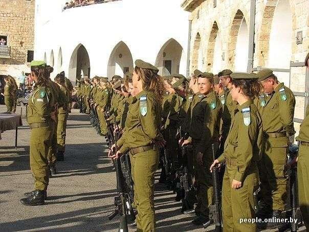 Минчанка о службе в ЦАХАЛ: «Армия — не женское дело? Ну конечно!»