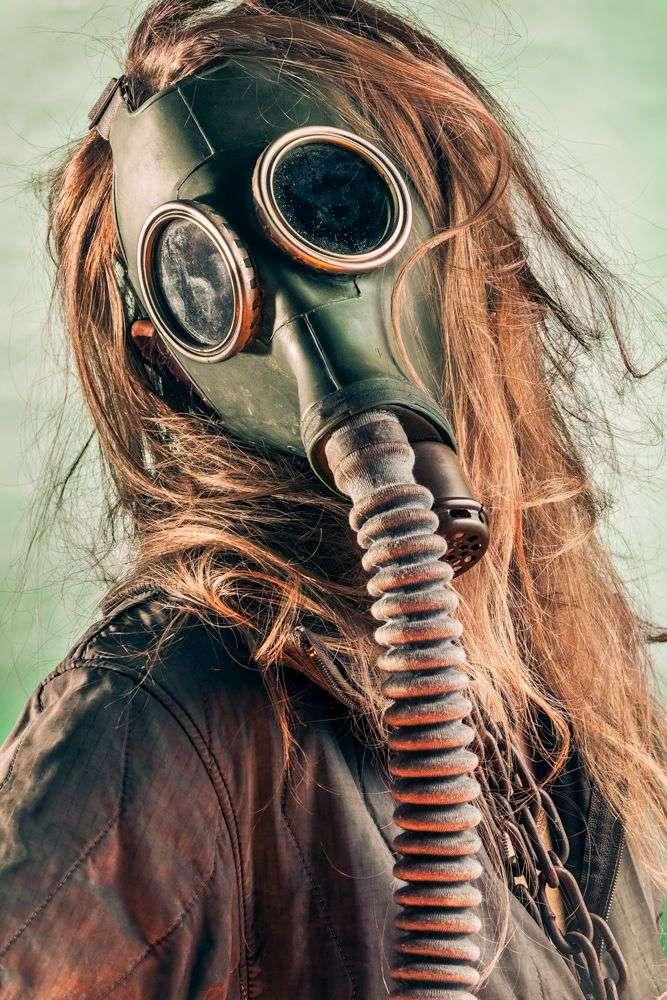Девушки-воины постапокалипсиса