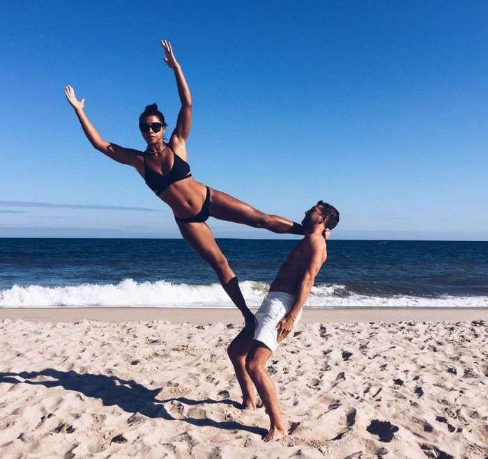 Популярные фитнес-модели - основательницы фитнес-компаний. Заряжаемся, друзья!!