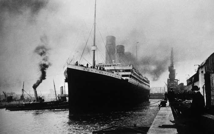 Что еще ушло под воду вместе с Титаником