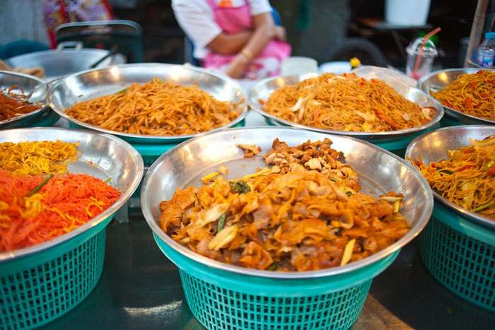 Пища по-тайски: немного про еду для простых людей