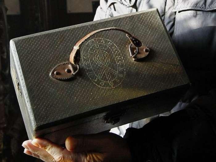 Черепа неизвестных существ из коллекции тайного сообщества СС, найденной в Адыгее